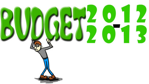 Budget 2012-13: No new taxes!