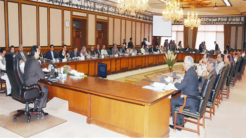 Cabinet approves strict action against electricity pilferage