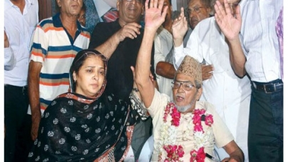 Chishti reunites with family after 20 years