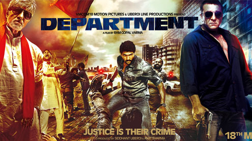 'Department' – lively, powerful soundtrack