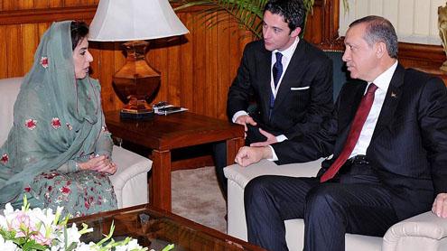 Erdogan assures unflinching Turkish support for Pakistan