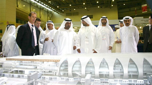 12th Airport Show in Dubai opened
