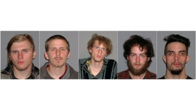 Five arrested in US plot to blow up bridge