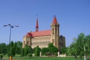 Frere Hall Karachi