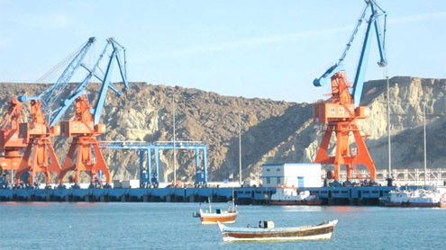 Fresh push to kick-start dormant Gwadar port