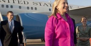Clinton raps Pakistan for sentencing Dr Afridi