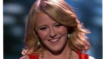 Hollie Cavanagh couldn't make 'Idol' fans love her