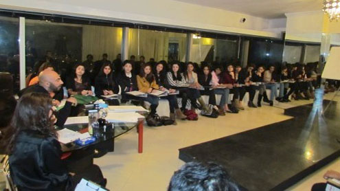 International Fashion Academy Pakistan's first batch graduates