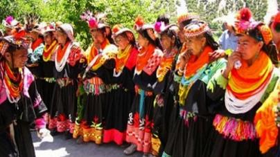 Kalash Spring Festival begins