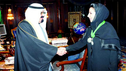 Empowering women: Kingdom leads the way