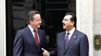 Pakistan, UK eye 2.5 billion pound trade by 2015
