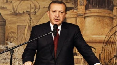 Welcoming Turkish PM