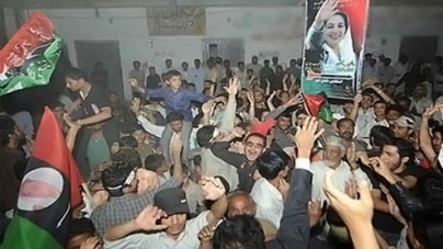 PPP to show strength on Sindh, Punjab border