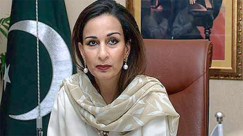 US apology can salvage ties: Sherry Rehman