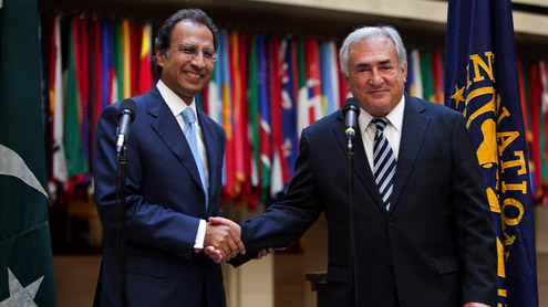 Pakistan eyes IMF for financial assistance