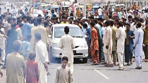Power rioters rampage across Punjab