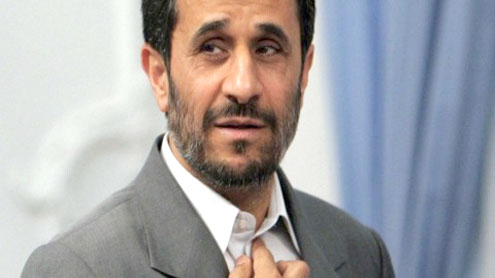 No need for war to 'destroy' Israel: Ahmadinejad