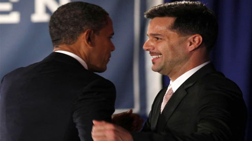 Obama: 'Americans are on our side' on same-sex marriage