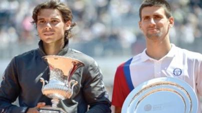 Nadal dominates Djokovic to win Rome Masters