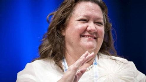 Australian tycoon is worlds richest woman