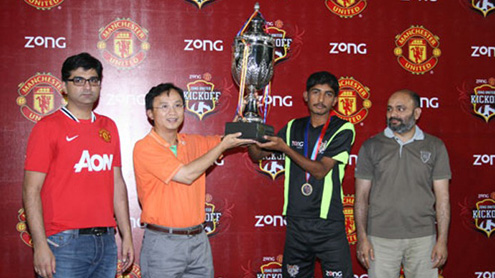 Rooney Faisalabad crowned Zong United champions