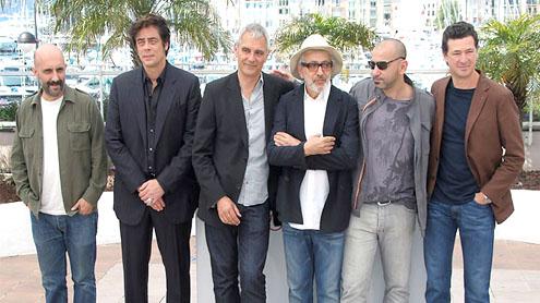 Seven top directors take seven slices of Havana to Cannes