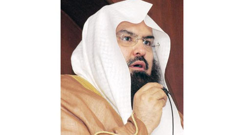 Sheikh Al-Sudais named head of the Presidency for Two Holy Mosques