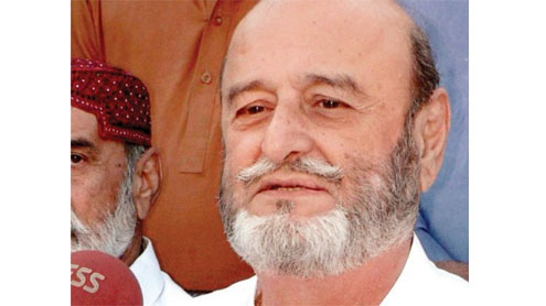 Mumtaz Bhutto merges Sindh National Front with PML-N