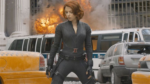 'Avengers' rings up $103 million in record weekend