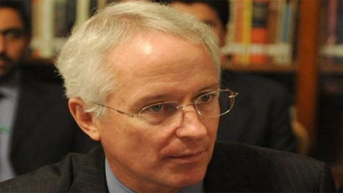 Cameron Munter, US ambassador to Pakistan, reportedly plans to step down