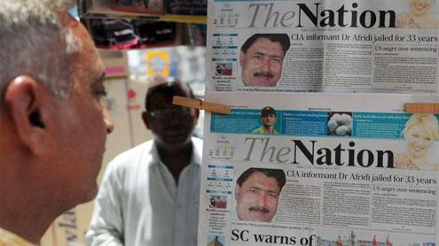US panel cuts Pakistan funding over doctor row