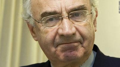 Vatican Bank chief Tedeschi dismissed