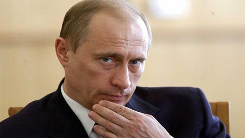 Moscow stirred by unprecedented anti-Putin sit-in