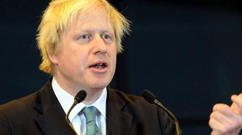 London re-elects Boris Johnson as mayor