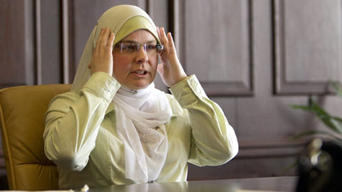 Muslim woman wins $5 million verdict from AT&T for discrimination