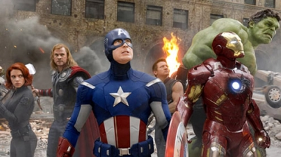'The Avengers' for those who don't read comic books