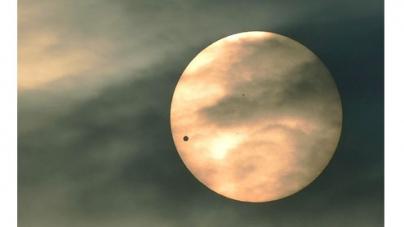 All eyes on Venus