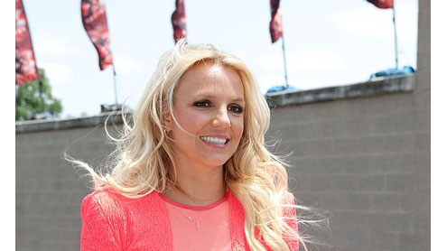 Confident Britney is 'ruthless' judge