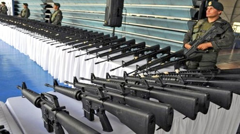Venezuela arrests Colombian drug lord Diego Rastrojo