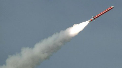 Pakistan tests nuclear-capable Hatf VII cruise missile