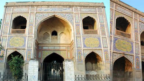 450-year-old Dai Anga's tomb in state of disrepair