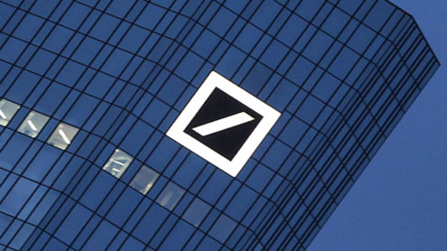 Deutsche Bank scholarship at KSBL