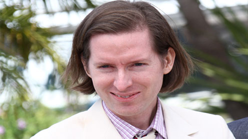 Wes Anderson: My work mirrors icons'