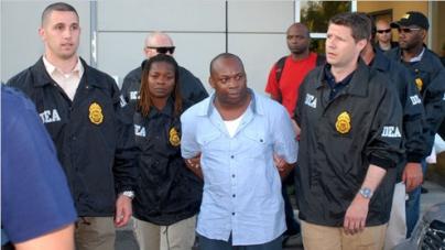 Jamaica drug kingpin 'Dudus' Coke jailed for 23 years