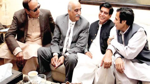Energy crisis should be resolved on top priority: PML-Q