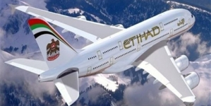 Etihad Airways starts flights to 6th continent