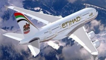 Etihad Airways starts flights to 6th continent