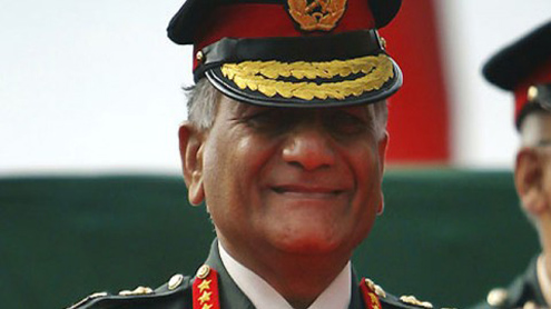 Indian Army chief retires after clash with government