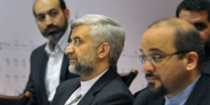EU: Iran nuke meeting to continue on lower level