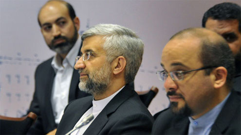 EU: Iran nuke meeting to continue on lower level